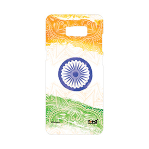 Samsung S8 Indian Flag