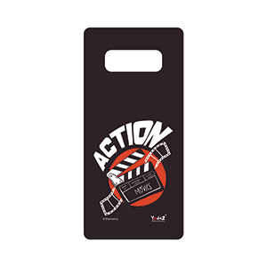 Samsung Note 8 Action Clapper