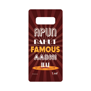 Samsung Note 8 Apun Bahut Famous Aadmi