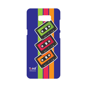 Samsung S8 Plus Colorful Cassettes