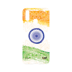Vivo V9 Indian Flag