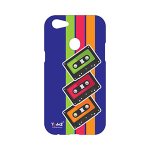 OPPO F5 Colorful Cassettes