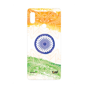 MI Note 5 Pro Indian Flag
