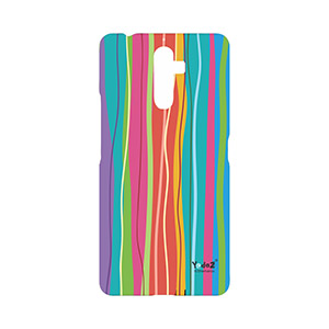 Lenovo K8 Note Multicolor Stripes