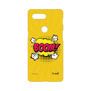 One Plus 5T Boom Yellow