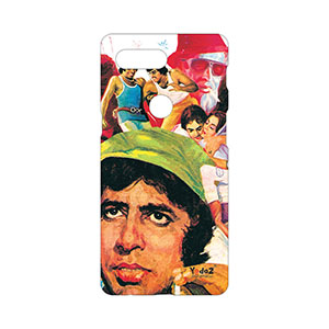 One Plus 5T Amar Akbar Anthony Poster