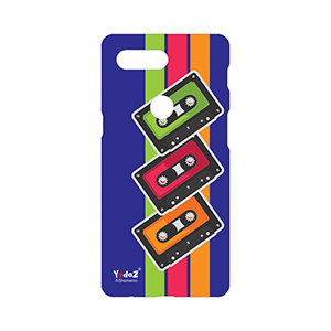 One Plus 5T Colorful Cassettes