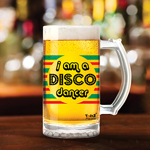 Disco Dancer - Beer Mugs